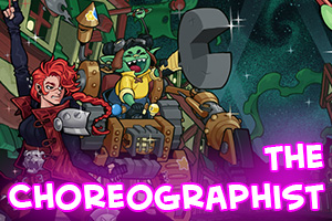 A Rhythm Puzzle Game! The Choreographist Has Landed!